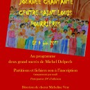 Affiche JOURNeE CHANTANTE 2017 couleur
