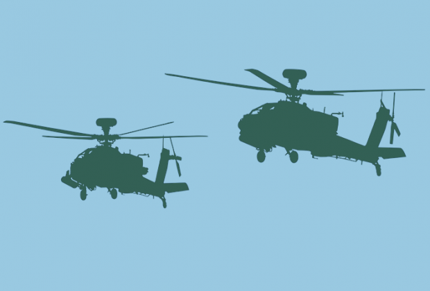 helicopteres